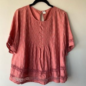 Old navy blouse top